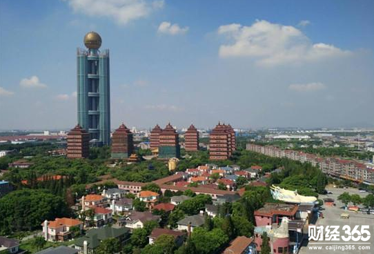 中国第一村负债389亿元