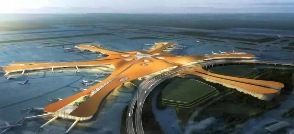 新机场施工进度惊人!环京购房逻辑正改变
