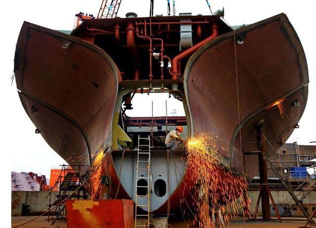 中日韩造船业,谁的日子都不好过