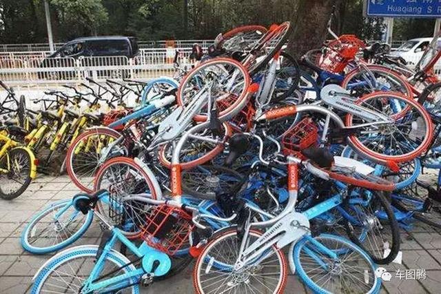 """""""万恶的资本"""",让共享单车深陷烂泥"""