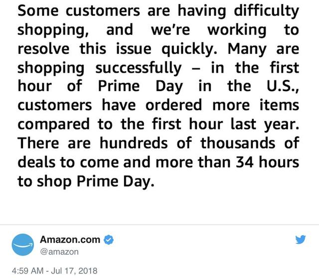 罢工宕机风波下的亚马逊,距离万亿市值还有多远?