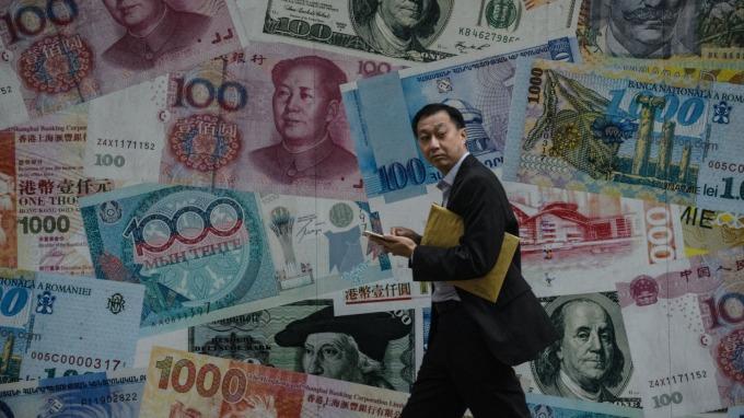 美元盘中转强因欧元走弱美中关税税率低于预期