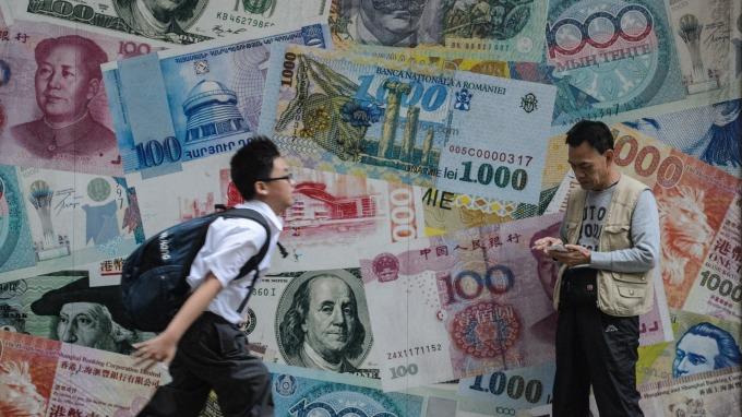 关税宣布在即美元走弱英镑与欧元转强