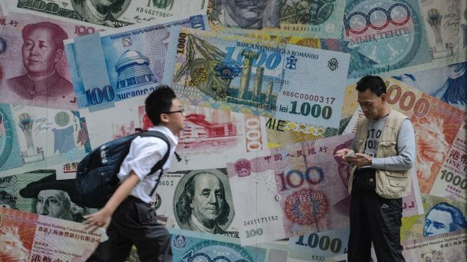重启贸易谈判消息打击美元美元指数跌近0.5%
