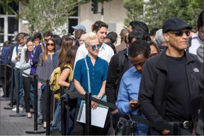 美国初请失业金人数连三周下滑 显见劳动力市场仍强劲