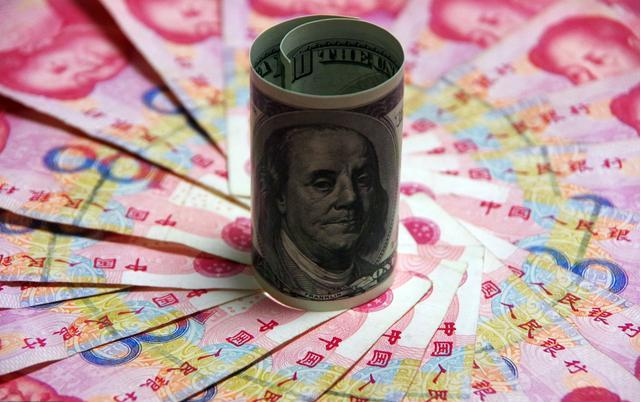 强美元涨势暂难歇人民币中间价报6.8266下调83点