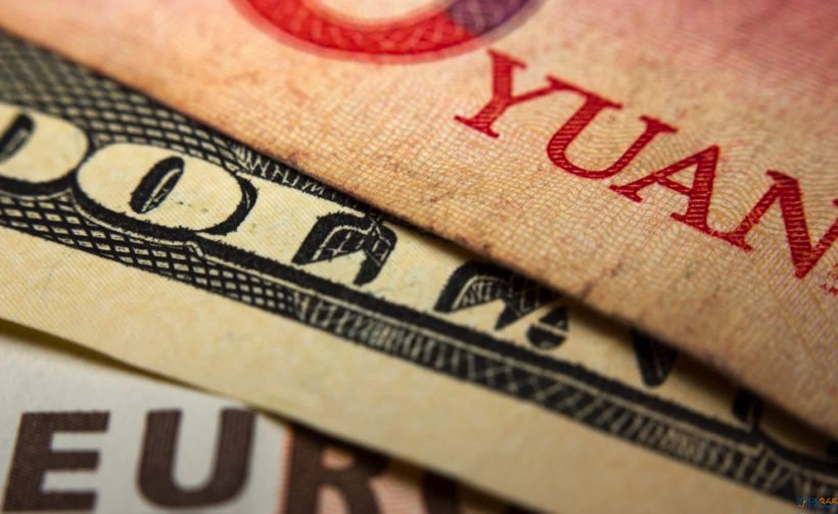 美元指数动能停滞人民币中间价报6.8718上调176点