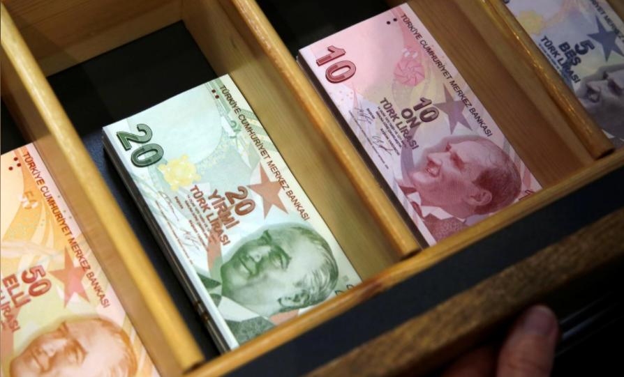 土耳其里拉脱离纪录低点 全球市场仍紧张不安